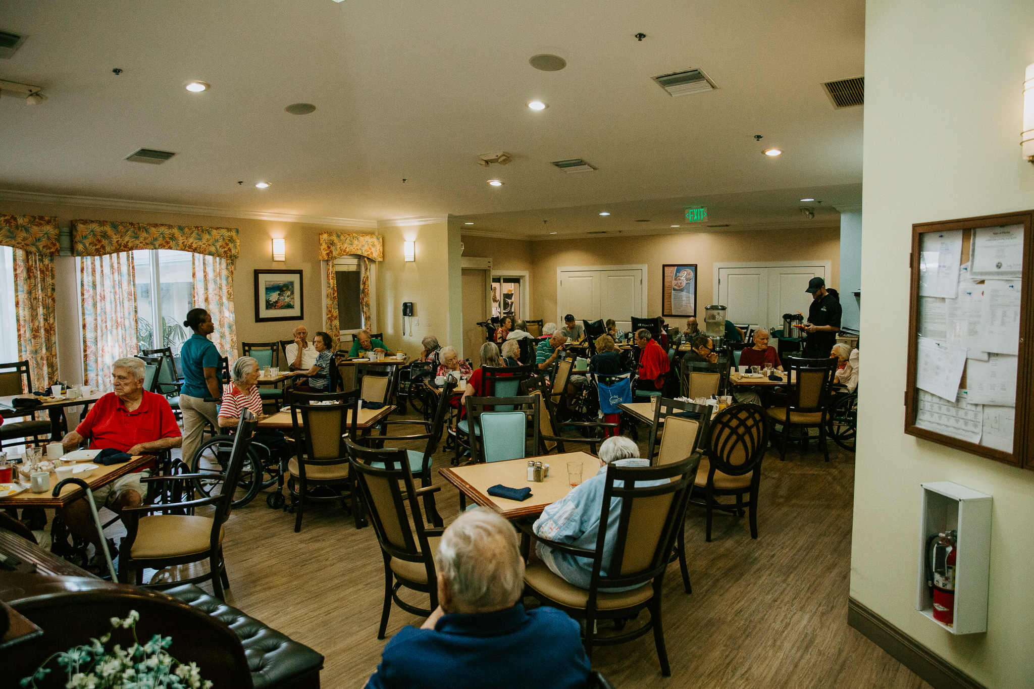 assisted living facilities